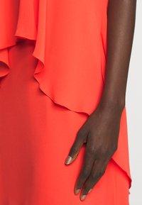 Lauren Ralph Lauren - CLASSIC DRESS - Cocktail dress / Party dress - regal coral - 4