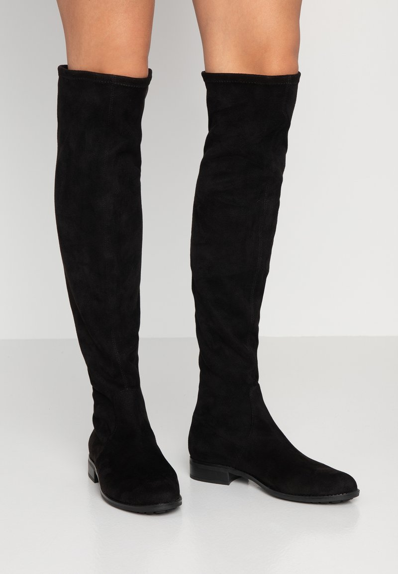 Esprit - STEVY - Over-the-knee boots - black
