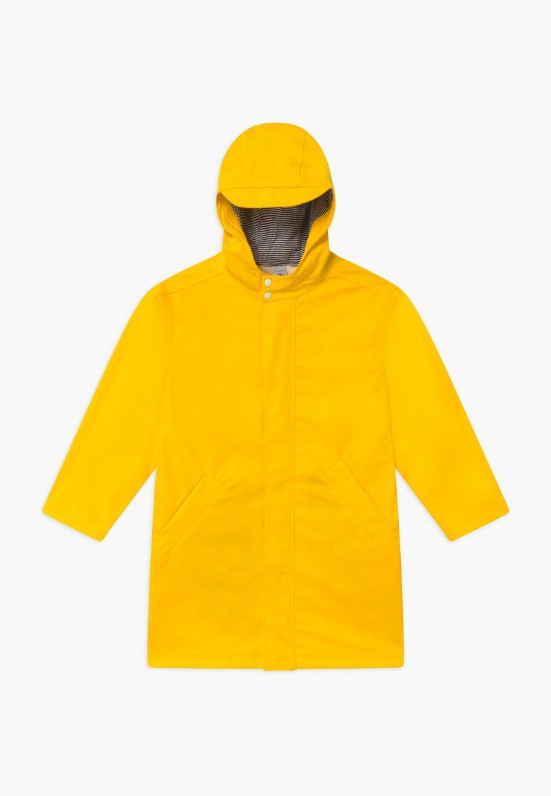 Petit Bateau - CIRE - Waterproof jacket - yellow
