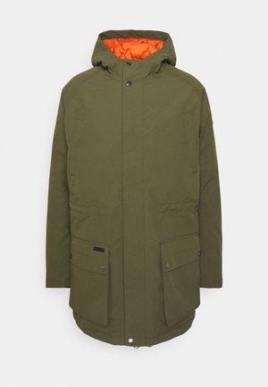 ADAHI - Winter coat - dark olive