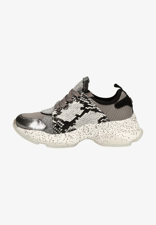 Trainers - pewter multi 164