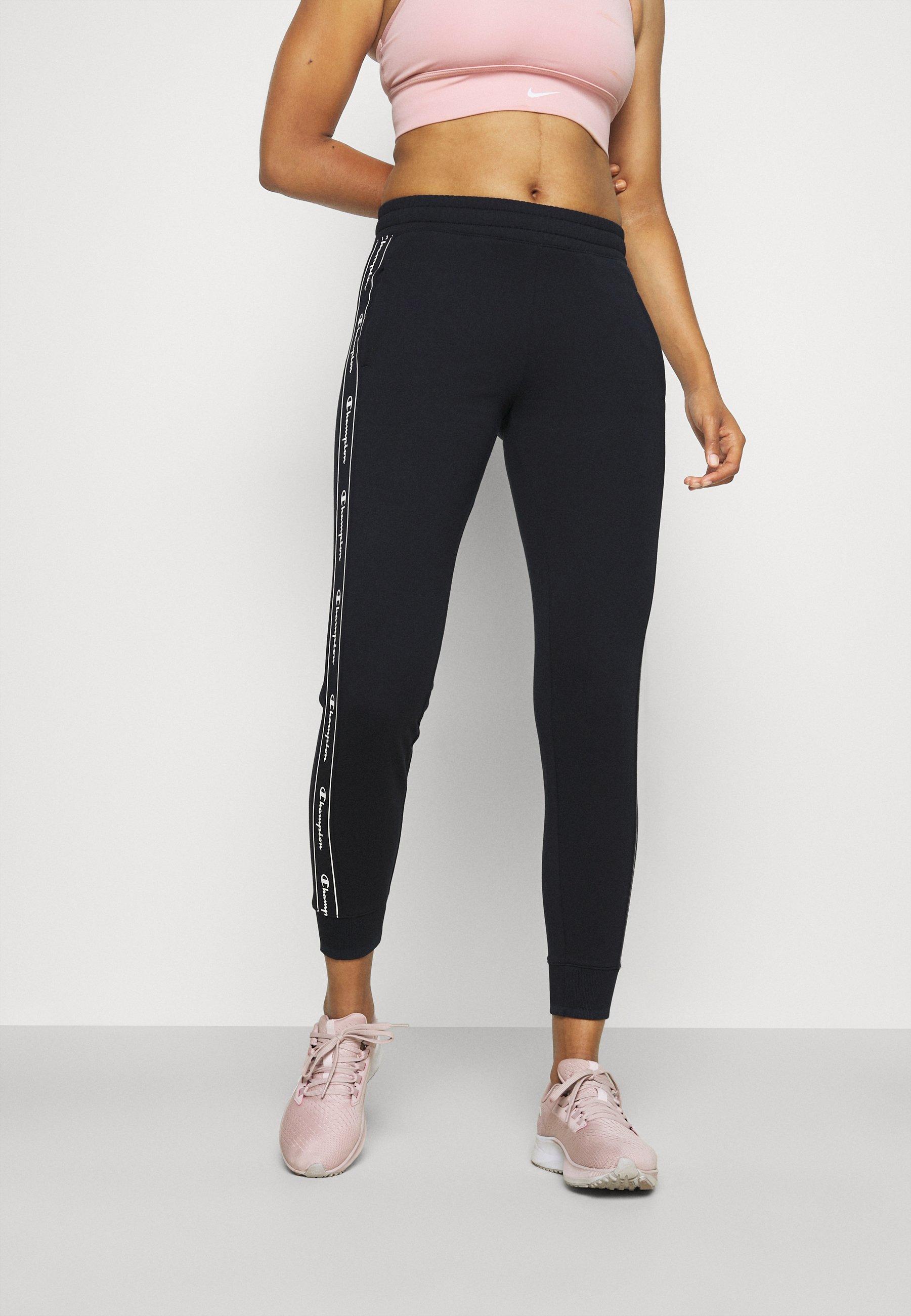 Femme CUFF TAPING PANTS - Pantalon de survêtement