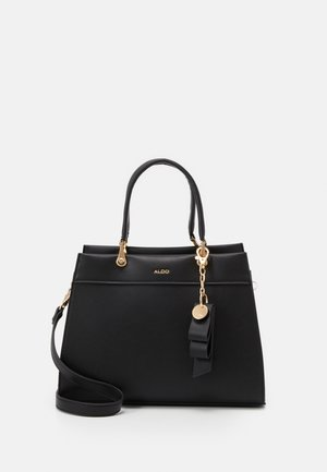 PALINA - Tote bag - jet black