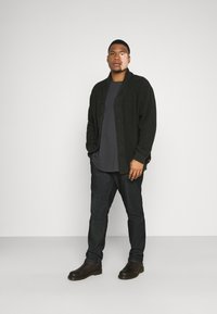 Jack & Jones - JJVINCE CARDIGAN - Cardigan - forest night - 1
