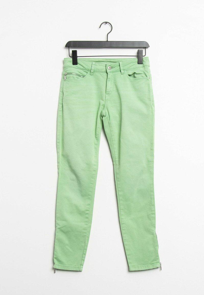 Esprit - Slim fit jeans - green