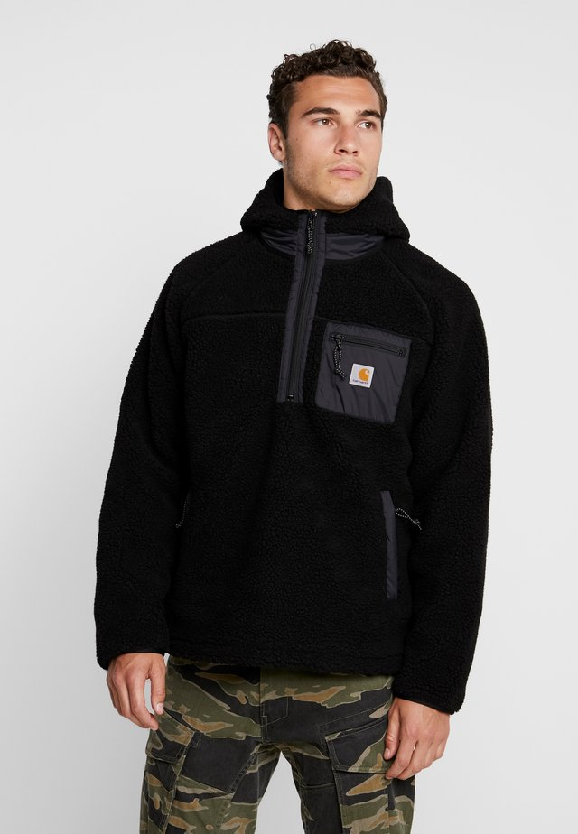 PRENTIS - Summer jacket - black