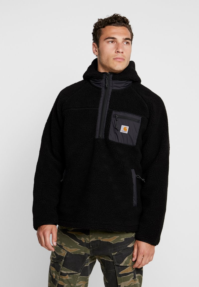 Carhartt WIP - PRENTIS - Summer jacket - black