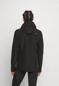 The North Face - DRYZZLE FUTURELIGHT JACKET - Hardshell jacket - black - 2