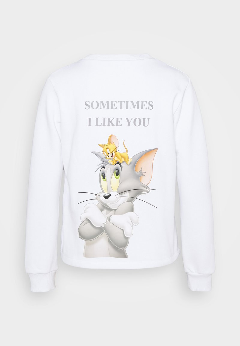 Trendyol - Sweater - white