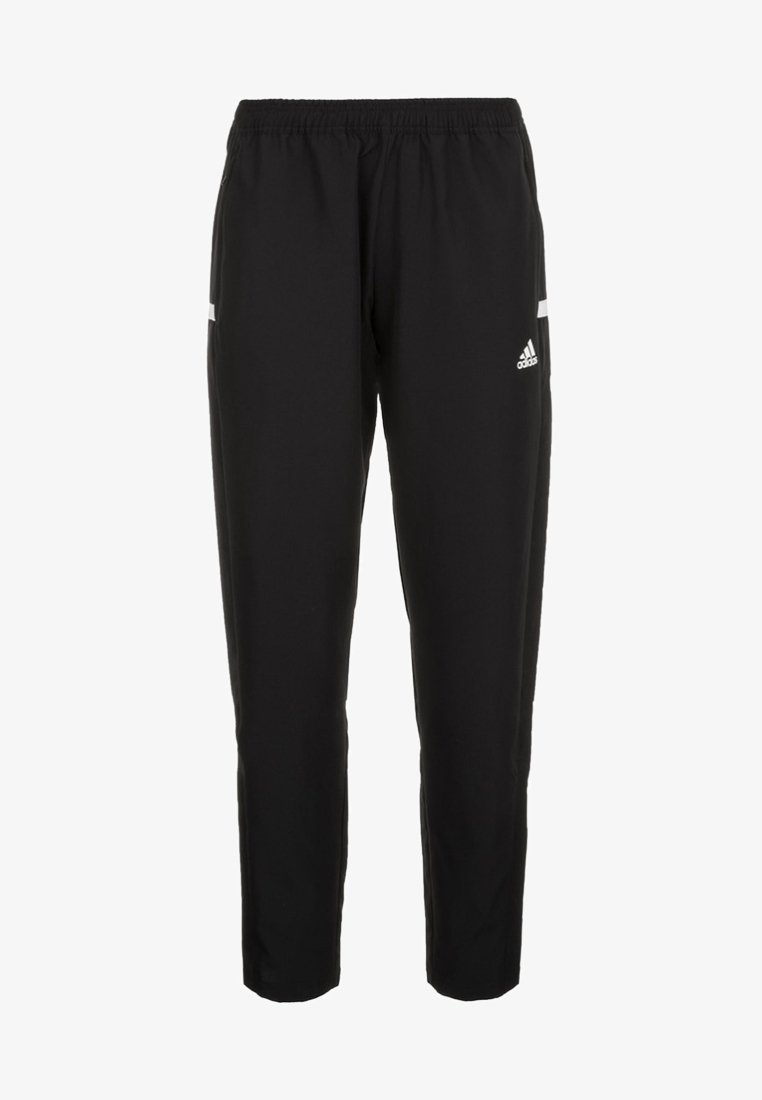 adidas Performance - TEAM WOVEN AEROREADY FOOTBALL PANTS - Article de supporter - black/white