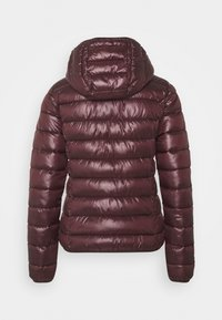 Q/S designed by - Winter jacket - dark ruby - 1