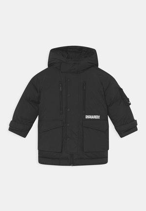 UNISEX - Zimní kabát - black