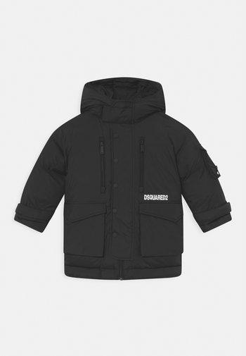 UNISEX - Winter coat - black