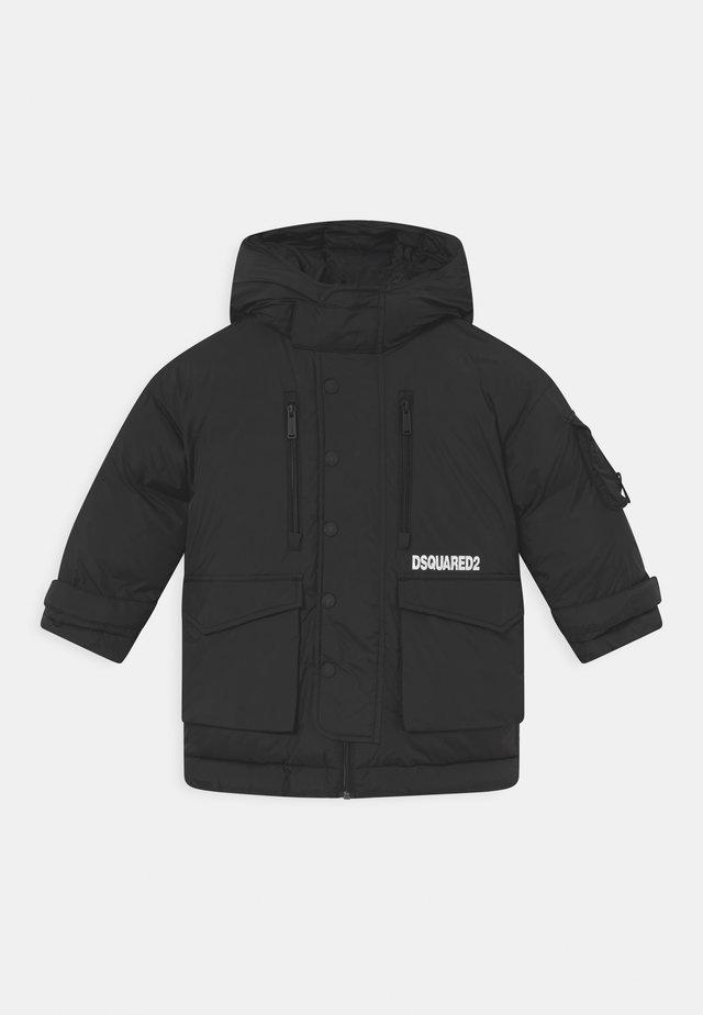 UNISEX - Winterjas - black