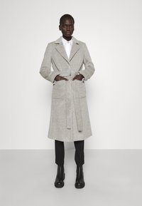 HUGO - MESUA - Klassinen takki - medium grey - 1