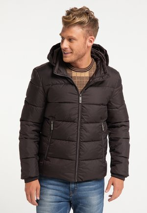 Winter jacket - espresso