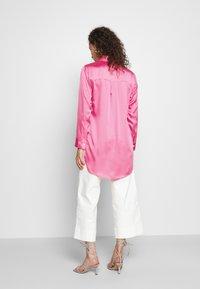 Who What Wear - KNOT  - Button-down blouse - sherbet - 2