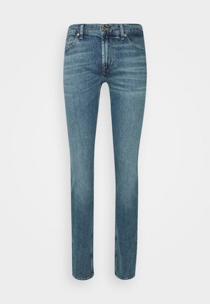 RONNIE PYXUS - Slim fit jeans - light blue