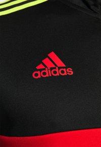 adidas Performance - TIRO - Träningsjacka - black/red - 3