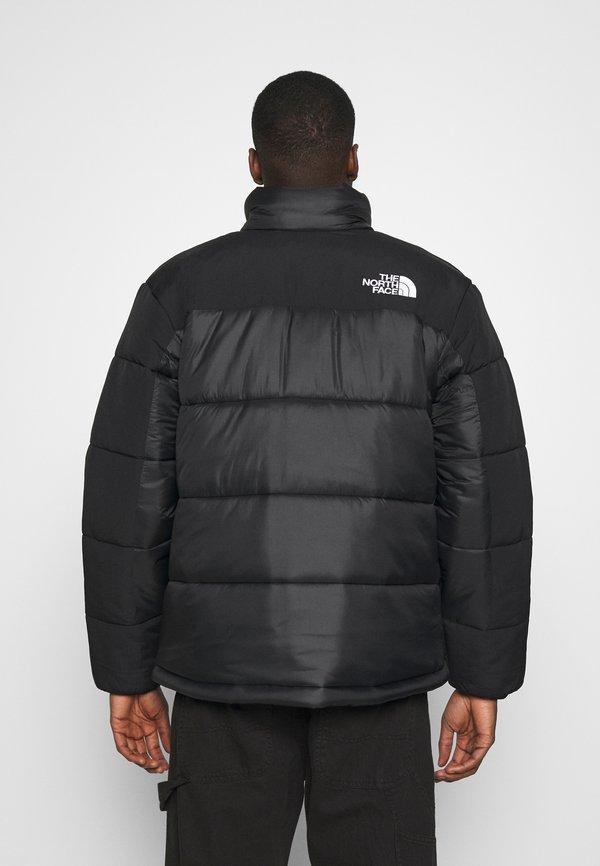 The North Face HIMALAYAN INSULATED JACKET - Kurtka zimowa - black/czarny Odzież Męska NTTW