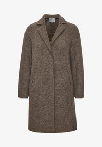 Culture - Klasyczny płaszcz - friar brown - 3