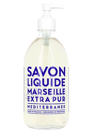 LIQUID MARSEILLE SOAP - Liquid soap - mediterranean sea