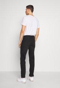 camel active - MADISON - Slim fit jeans - darkblue denim - 2