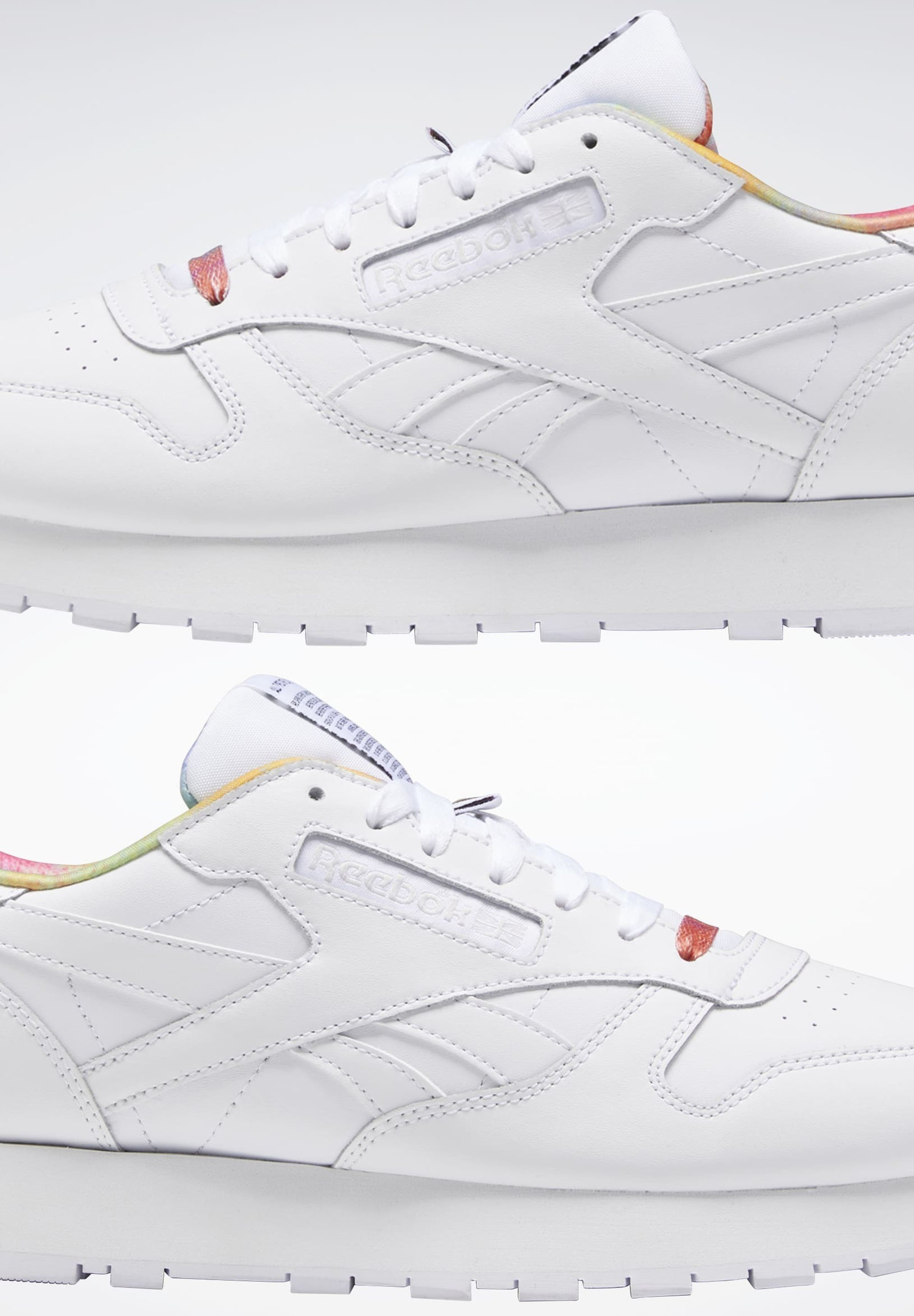 Reebok Classic CLASSIC LEATHER PRIDE SHOES Sneaker low white/weiß