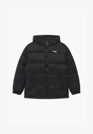 BROOKLYN PUFFER UNISEX - Zimní bunda - black