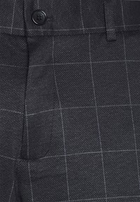 Lindbergh - CHECKED SUIT - Completo - black - 12