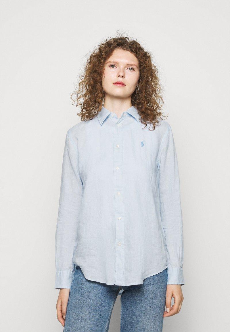 Polo Ralph Lauren - PIECE DYE - Chemisier - beryl blue
