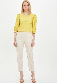 DeFacto - Blouse - yellow - 1