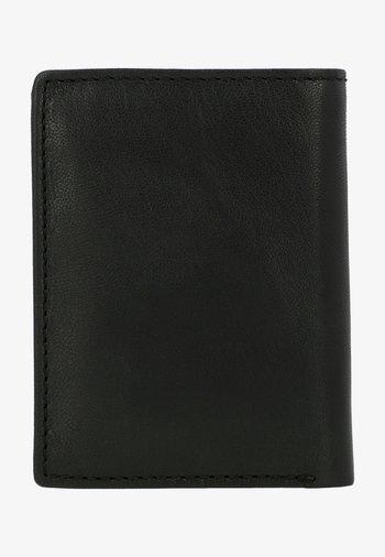 Portefeuille - schwarz  ziegenleder