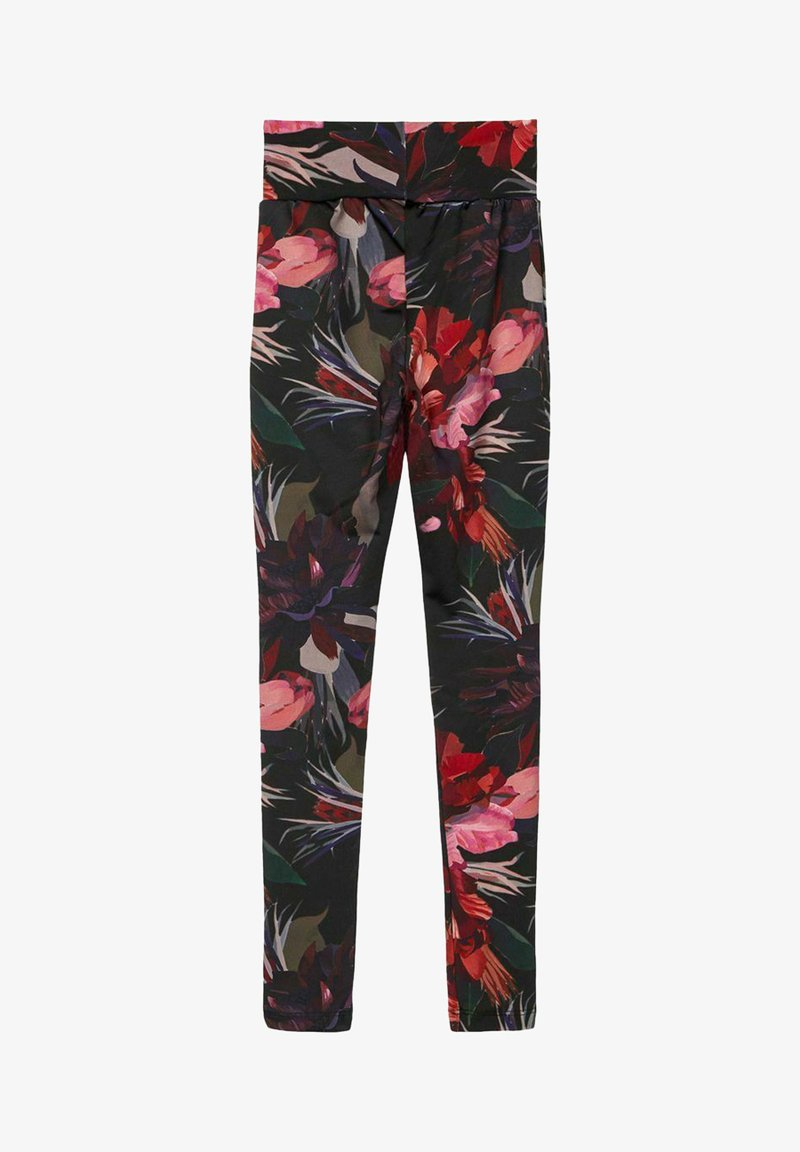 Name it - Leggings - withered rose