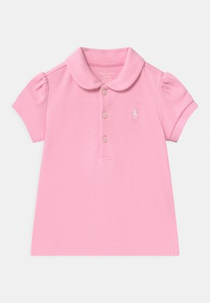 Polo shirt - carmel pink