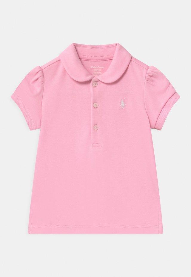 Poloshirt - carmel pink
