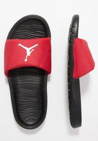 Jordan - BREAK - Sandaler - gym red/black/white - 1
