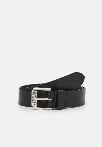 B-MOCKLE BELT - Belt - black