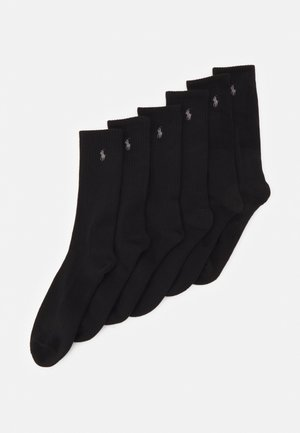 BLEND CREW SOCK 6 PACK - Ponožky - black