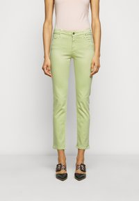 AG Jeans - PRIMA ANKLE - Skinny džíny - citrus mist - 0