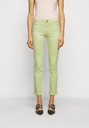PRIMA ANKLE - Jeans Skinny Fit - citrus mist