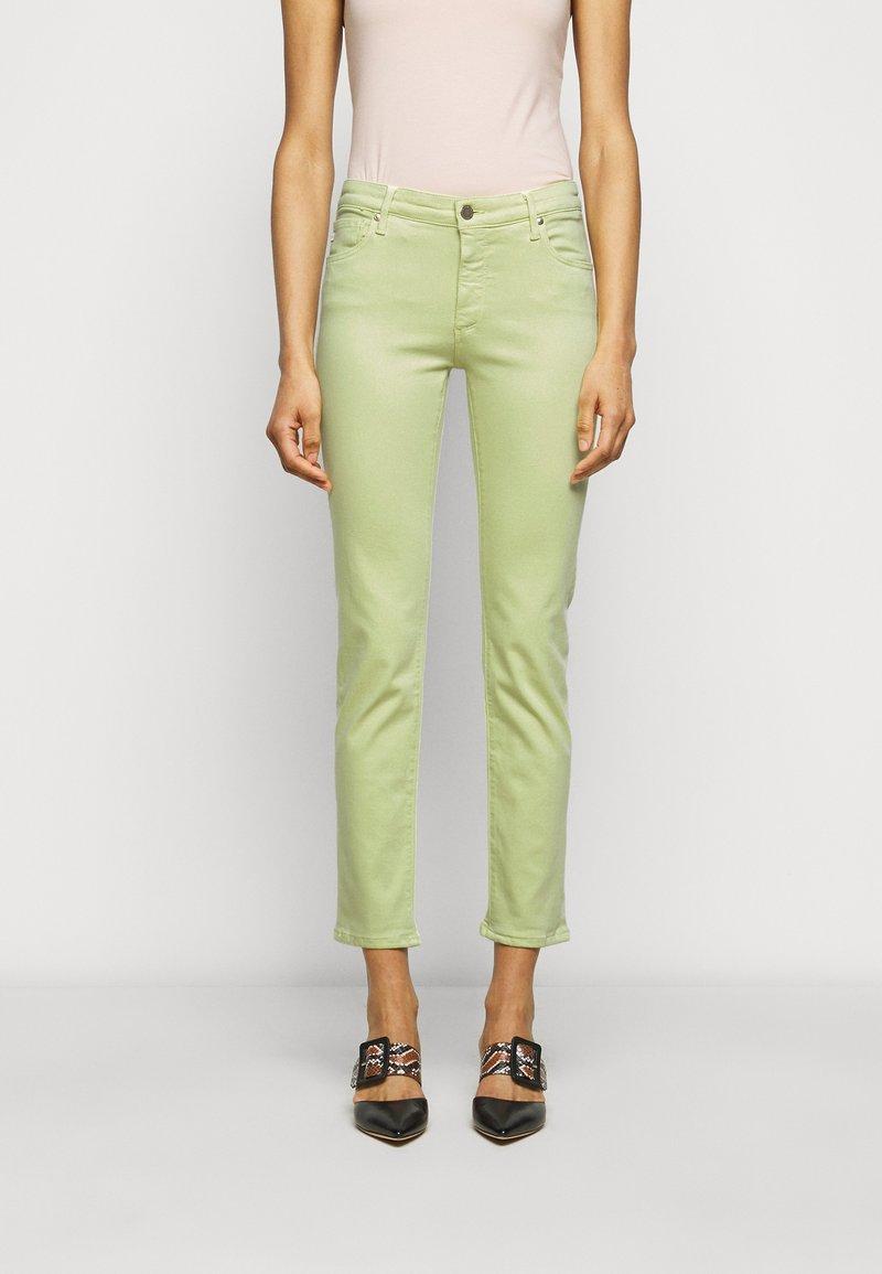 AG Jeans - PRIMA ANKLE - Skinny džíny - citrus mist