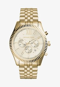 Michael Kors - LEXINGTON - Chronograph watch - gold - 2