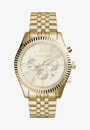 LEXINGTON - Chronograph watch - gold