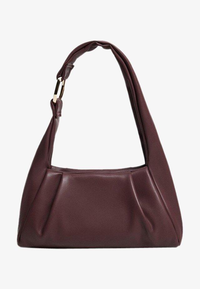 TETUAN - Handbag - bordeaux