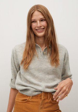 DANI-I - Polo shirt - grey