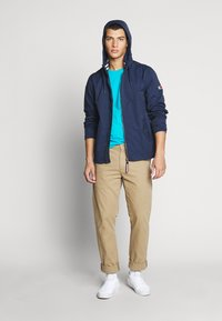 Tommy Jeans - ESSENTIAL SOLID TEE - Basic T-shirt - exotic teal - 1