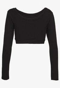 Fiorucci - ANGELS LONG SLEEVES - T-shirt à manches longues - black - 1