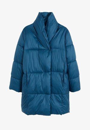 NEDALONG - Winter coat - petrolblau