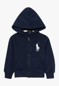 Polo Ralph Lauren - HOOD - Zip-up hoodie - newport navy - 0